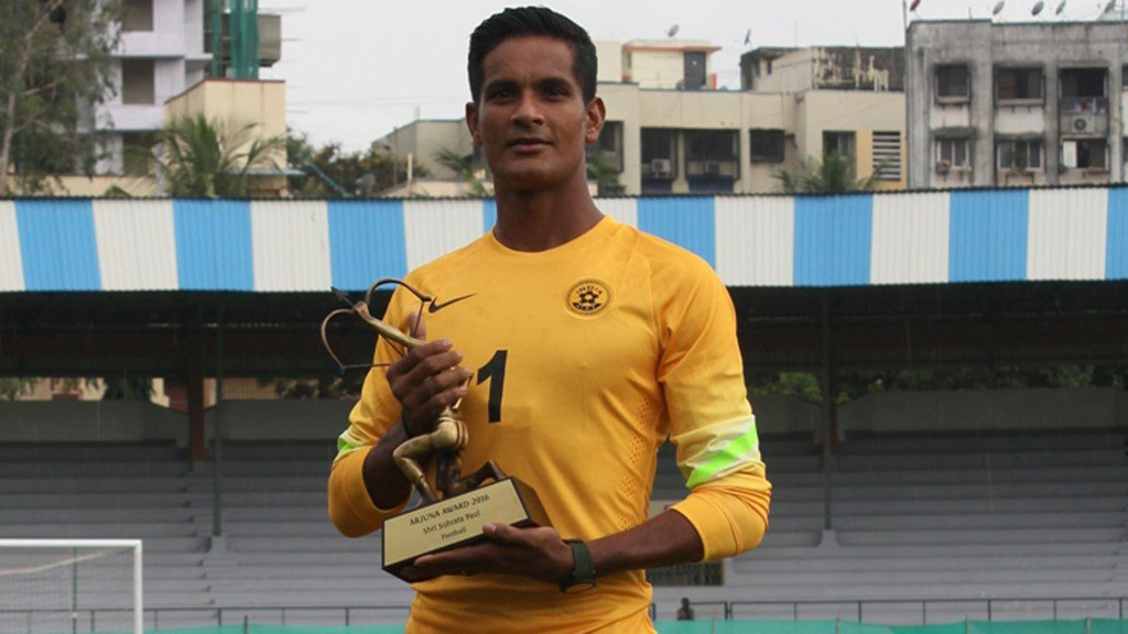 Subrata Paul gets an all clear by AIFF, will play in Federation Cup & AFC qualifiers!