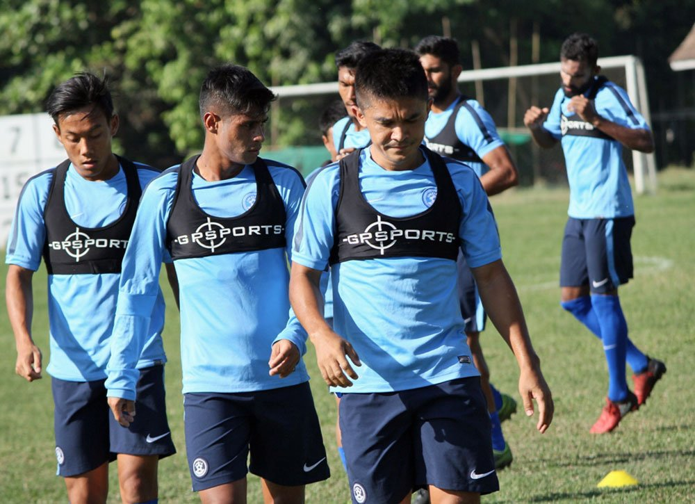 Indian Football Team's match against Lebanon called off!