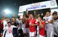 I-League Champions Aizawl FC are set to lock horns with Chennaiyin FC!