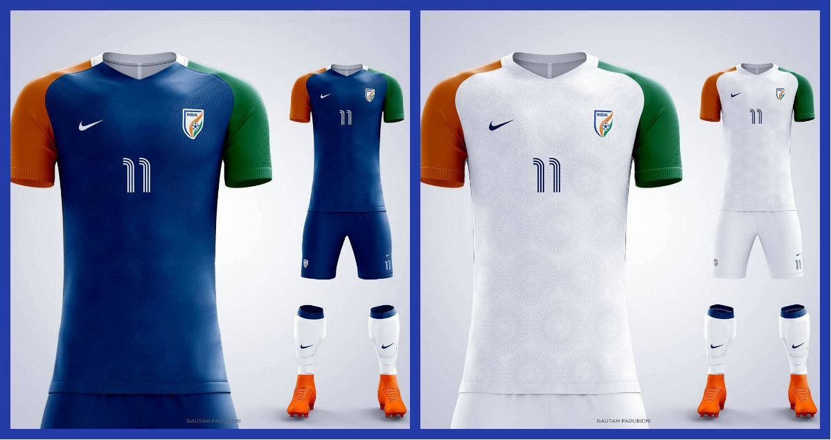 Indian fans formulate a petition to start sales of National Football Team Jersey!