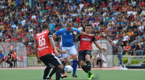 FPAI XI and Mizoram XI charity match for flood relief ...