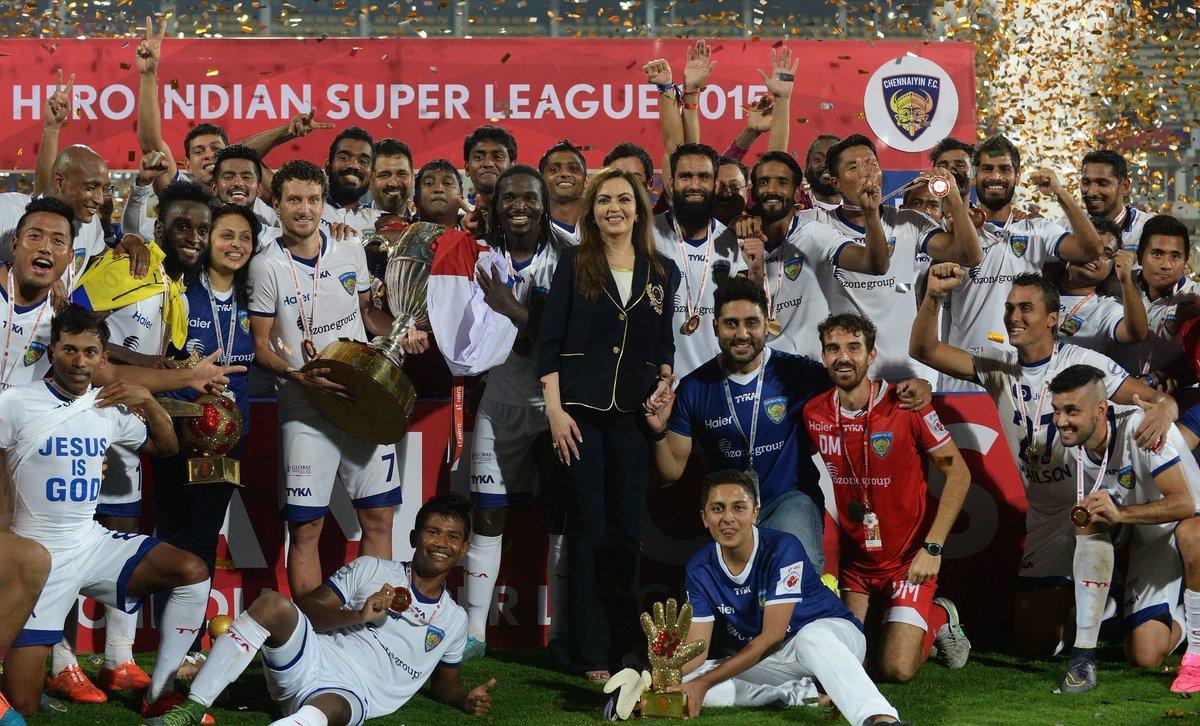 Chennaiyin FC set the benchmark for all ISL clubs to follow!