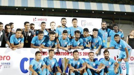 Indian football returns to Goa after a 4 year gap in the