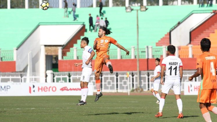 Neroca FC midfielder Aryn Williams eyeing Asia Cup to launch Indian dream!