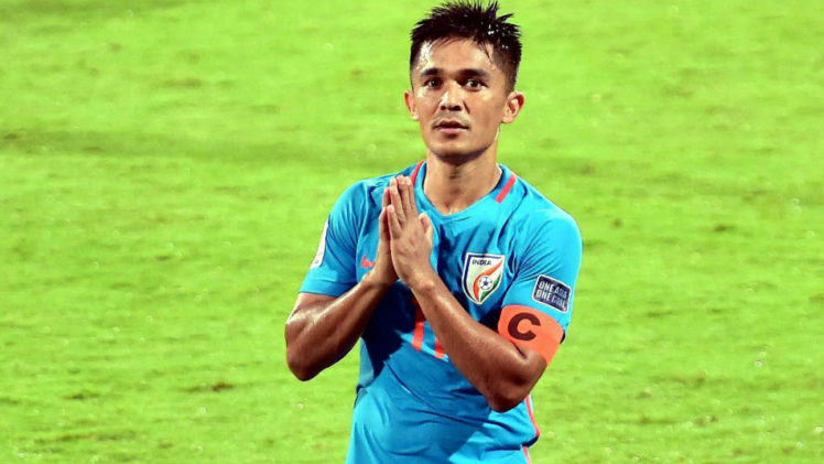 Sunil Chhetri's birthday declared as Delhi's Football Day!