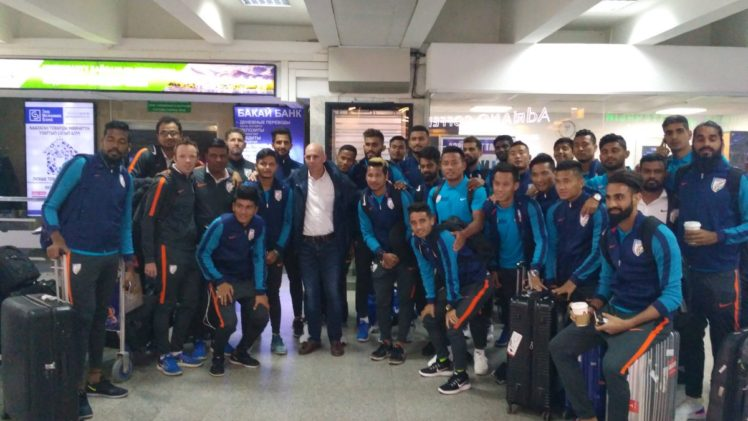 Kyrgyzstan game to serve more than practice on the road to the Asian Cup!