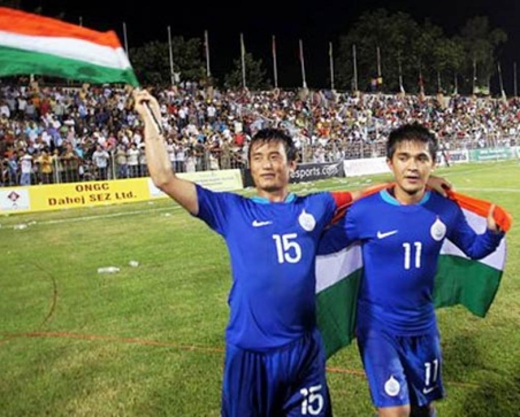 Bhaichung Bhutia launches his first residential football academy!